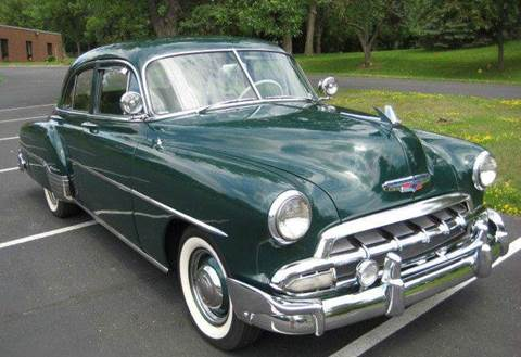 1952 Chevrolet Master Deluxe for sale at SYNERGY MOTOR CAR CO in Forest Lake MN