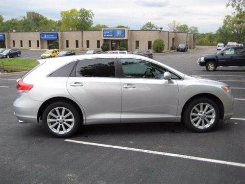 2010 Toyota Venza for sale at SYNERGY MOTOR CAR CO in Forest Lake MN