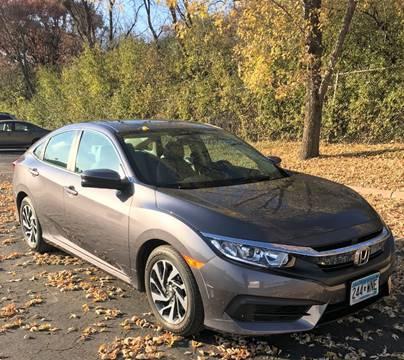 2017 Honda Civic for sale in Maplewood, MN