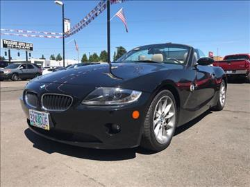 2005 BMW Z4 for sale in Gladstone, OR