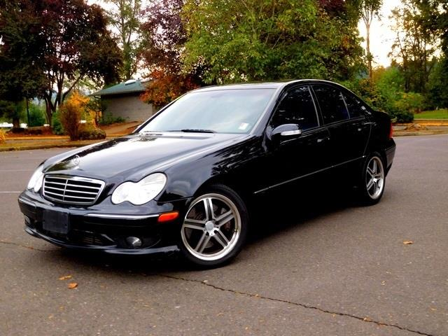 2005 mercedes benz c class c230 kompressor 4dr sedan in gladstone or treasure auto sales. Black Bedroom Furniture Sets. Home Design Ideas