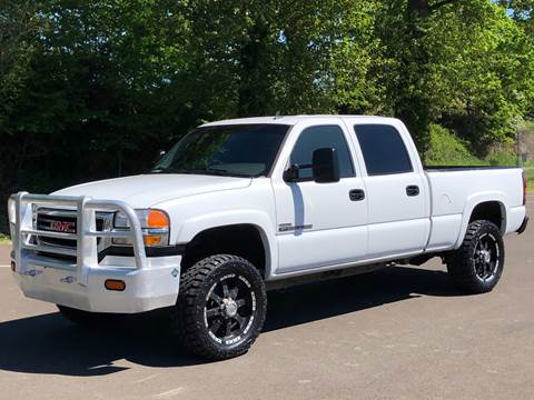 2007 GMC Sierra 2500HD Classic for sale in Gladstone, OR