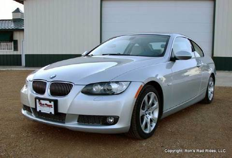 2008 BMW 3 Series for sale at Ron's Rad Rides LLC in Elk River MN