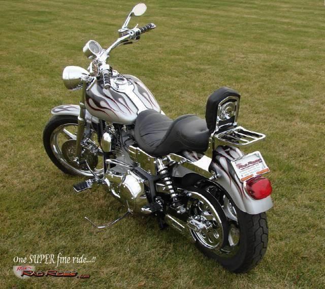 2001 Harley-Davidson Dyna for sale at Ron's Rad Rides LLC in Elk River MN