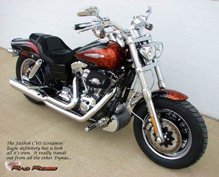 2009 Harley-Davidson Fatbob FXDFSE for sale at Ron's Rad Rides LLC in Big Lake MN