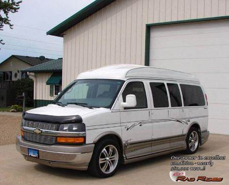 2005 Chevrolet Express for sale at Ron's Rad Rides LLC in Big Lake MN