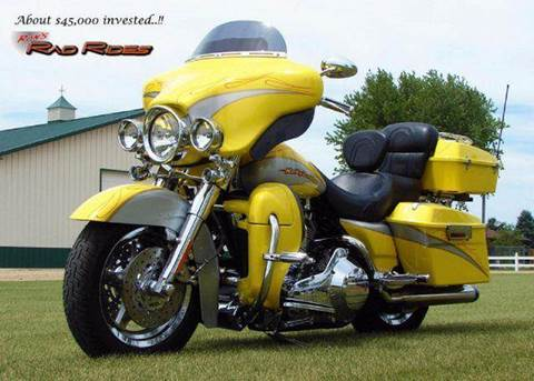 2005 Harley-Davidson Electra Glide for sale at Ron's Rad Rides LLC in Big Lake MN