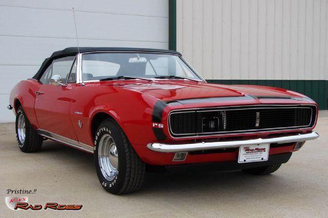 1967 Chevrolet Camaro for sale at Ron's Rad Rides LLC in Big Lake MN