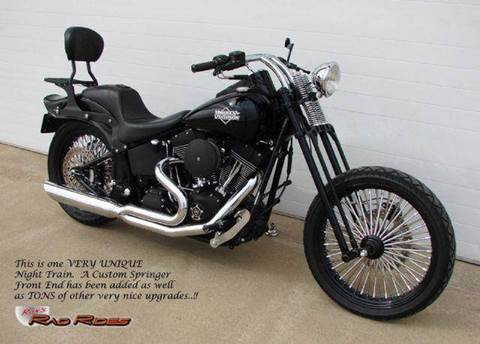2004 Harley-Davidson Night Train for sale at Ron's Rad Rides LLC in Big Lake MN