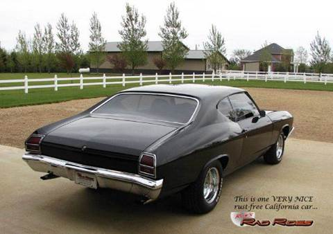 1969 Chevrolet Chevelle for sale at Ron's Rad Rides LLC in Elk River MN