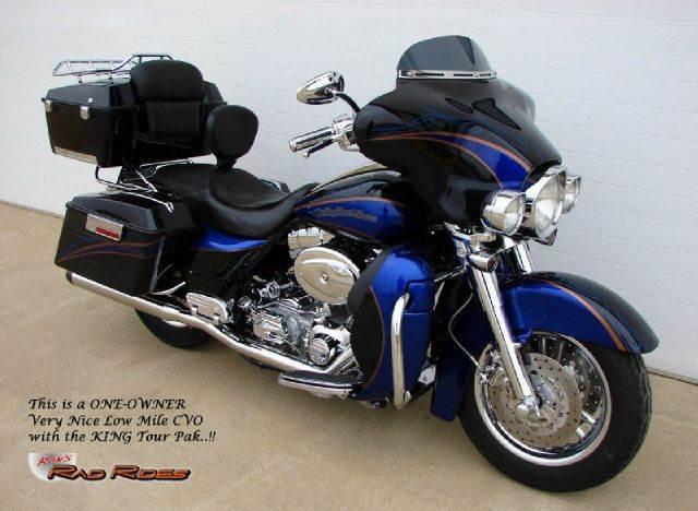 2004 Harley-Davidson Electra Glide for sale at Ron's Rad Rides LLC in Elk River MN