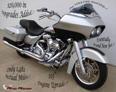 2003 Harley-Davidson Road Glide for sale at Ron's Rad Rides LLC in Big Lake MN