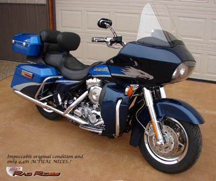 2001 Harley-Davidson Road Glide for sale at Ron's Rad Rides LLC in Big Lake MN