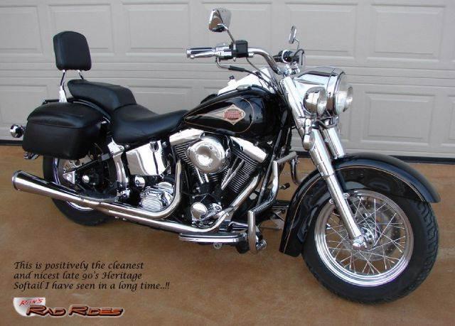 1997 Harley-Davidson Heritage Softail Classic - Big Lake, MN