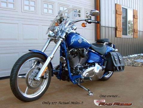 2008 Harley-Davidson Rocker C for sale at Ron's Rad Rides LLC in Big Lake MN