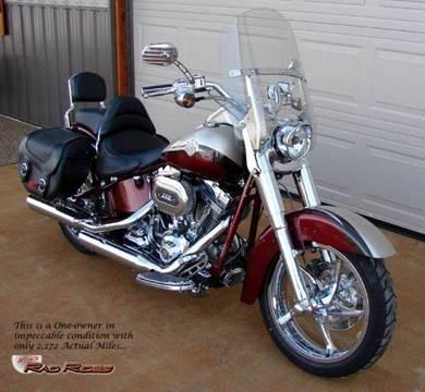 2010 Harley-Davidson Softail for sale at Ron's Rad Rides LLC in Big Lake MN