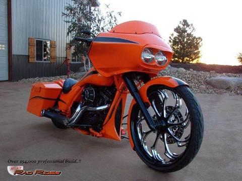 2010 Harley-Davidson Road Glide for sale at Ron's Rad Rides LLC in Elk River MN
