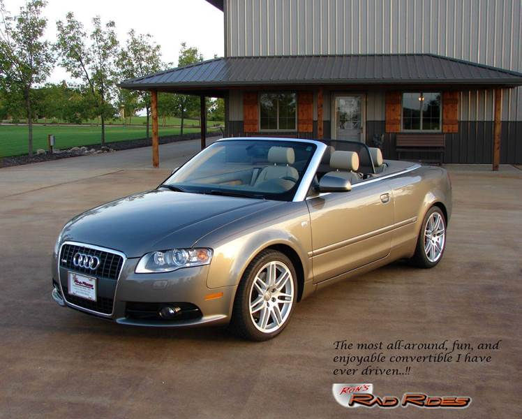 2009 Audi A4 for sale at Ron's Rad Rides LLC in Big Lake MN