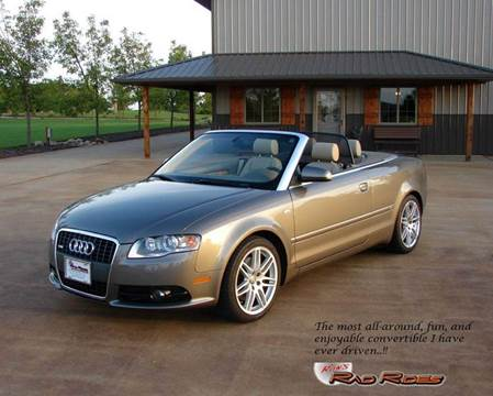 2009 Audi A4 for sale at Ron's Rad Rides LLC in Elk River MN