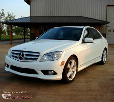 2010 Mercedes-Benz C-Class for sale at Ron's Rad Rides LLC in Big Lake MN