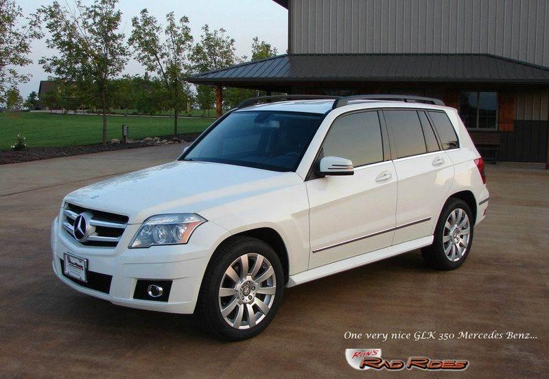 2010 Mercedes-Benz GLK for sale at Ron's Rad Rides LLC in Elk River MN