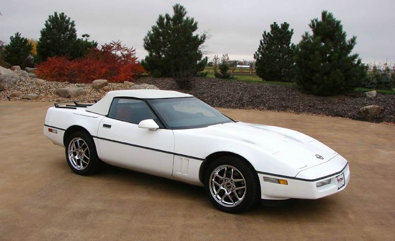1989 Chevrolet Corvette for sale at Ron's Rad Rides LLC in Big Lake MN