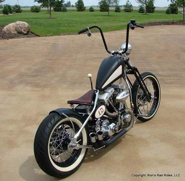 2006 Custom Bobber for sale at Ron's Rad Rides LLC in Big Lake MN