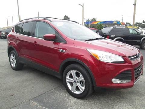 2013 Ford Escape for sale at CJ's Auto Store LTD in Toledo OH