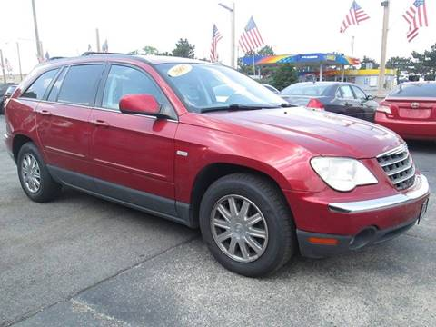 2007 Chrysler Pacifica for sale at CJ's Auto Store LTD in Toledo OH