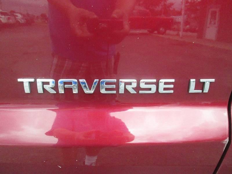 2010 Chevrolet Traverse for sale at CJ's Auto Store LTD in Toledo OH