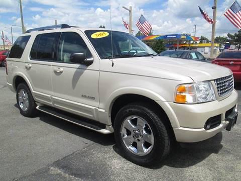 2005 Ford Explorer for sale at CJ's Auto Store LTD in Toledo OH