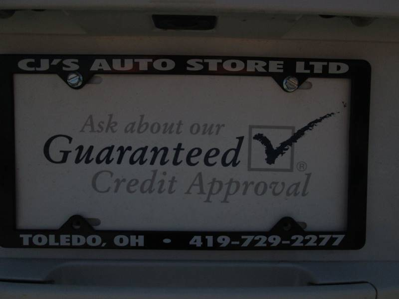 2004 Ford Expedition for sale at CJ's Auto Store LTD in Toledo OH
