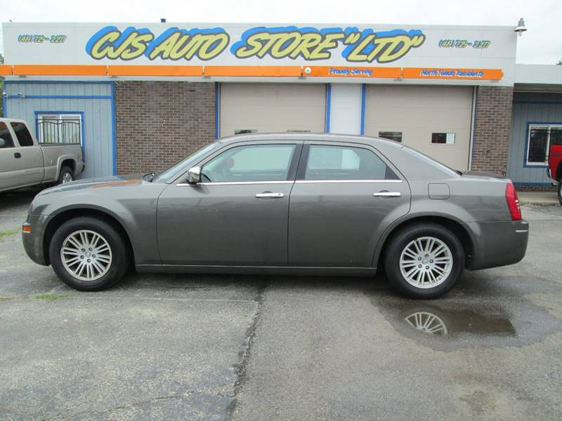 2010 Chrysler 300 for sale at CJ's Auto Store LTD in Toledo OH