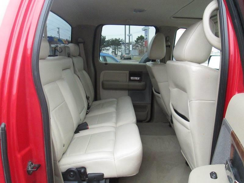 2004 Ford F-150 for sale at CJ's Auto Store LTD in Toledo OH