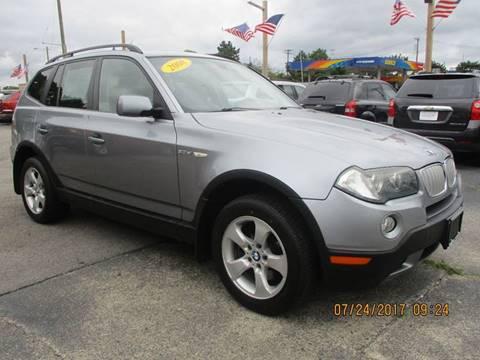 2008 BMW X3 for sale at CJ's Auto Store LTD in Toledo OH