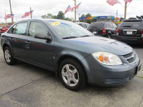 2006 Chevrolet Cobalt for sale at CJ's Auto Store LTD in Toledo OH