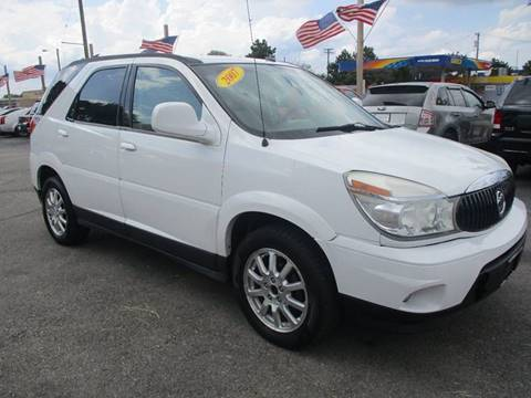 2007 Buick Rendezvous for sale at CJ's Auto Store LTD in Toledo OH