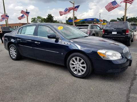 2009 Buick Lucerne for sale at CJ's Auto Store LTD in Toledo OH