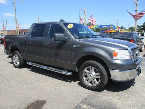 2006 Ford F-150 for sale at CJ's Auto Store LTD in Toledo OH