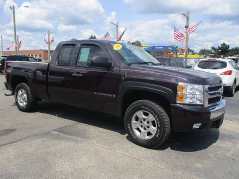 2008 Chevrolet Silverado 1500 for sale at CJ's Auto Store LTD in Toledo OH