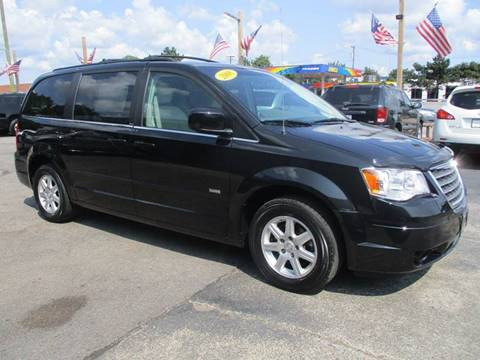 2008 Chrysler Town and Country for sale at CJ's Auto Store LTD in Toledo OH