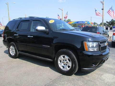 2009 Chevrolet Tahoe for sale at CJ's Auto Store LTD in Toledo OH