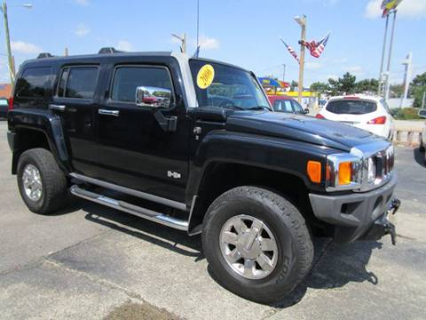 2006 HUMMER H3 for sale at CJ's Auto Store LTD in Toledo OH