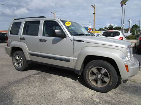 2008 Jeep Liberty for sale at CJ's Auto Store LTD in Toledo OH