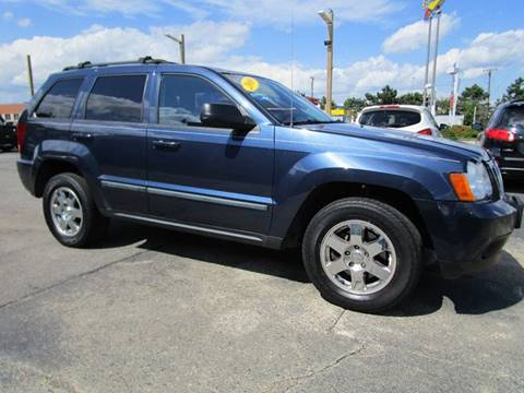 2009 Jeep Grand Cherokee for sale at CJ's Auto Store LTD in Toledo OH