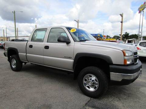 2006 Chevrolet Silverado 2500HD for sale at CJ's Auto Store LTD in Toledo OH