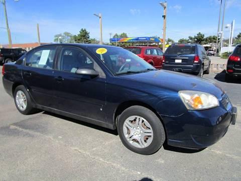 2006 Chevrolet Malibu for sale in Toledo, OH