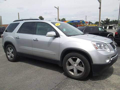 2009 GMC Acadia for sale at CJ's Auto Store LTD in Toledo OH