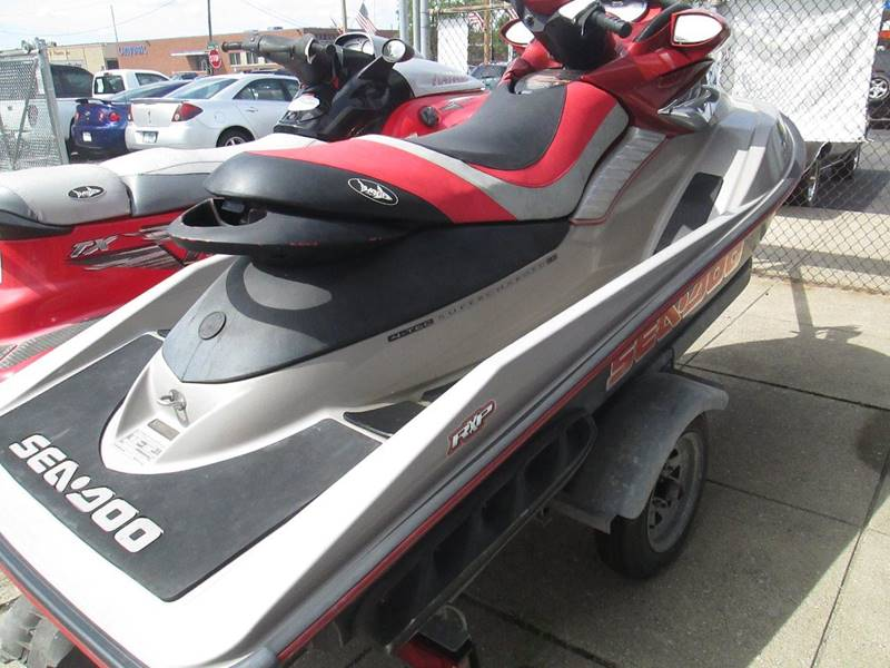 2005 Seadoo and Polaris RXP Supercharged, Virage for sale at CJ's Auto Store LTD in Toledo OH