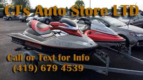 2005 Seadoo and Polaris RXP Supercharged, Virage for sale in Toledo, OH